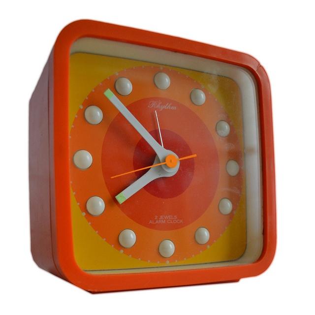 Mod •~• vintage clock