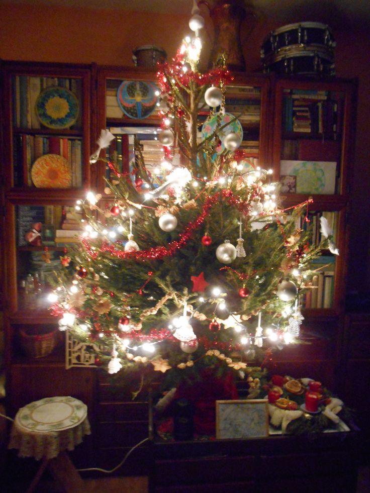 vánoční stromeček 2014