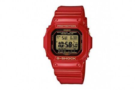 Casio lanza edición 30 aniversario de sus relojes G-Shock.