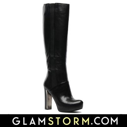 Wysokie kozaki są perfekcyjne na mroźną pogodę i śnieg. Klasyczne pasują do wszystkiego, sprawdź i przymierz w glamstorm. :) / High boots are perfect for frosty weather and snow. Check and try on glamstorm. :)    http://glamstorm.com/pl/ubrania/detale/id/3303