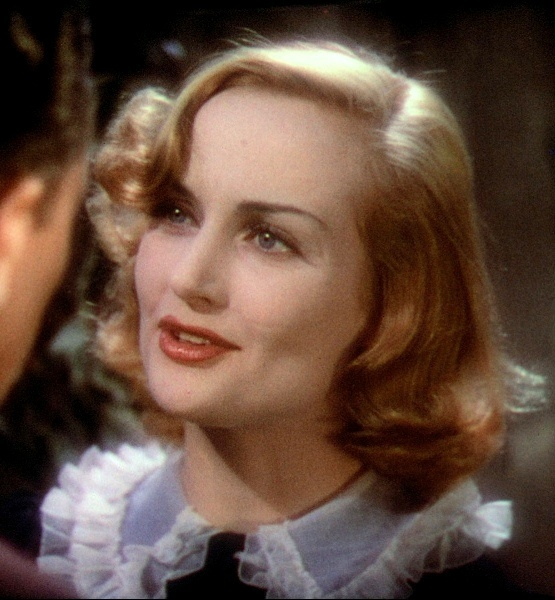 Carole Lombard in Nothing Sacred, 1937.