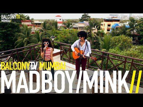 "Música. ""Alley Cats"" / Madboy/Mink. Canción perteneciente al disco ""All Ball"" (2014) de está banda de electro-pop-cabaret. Actuación en Balcony TV."