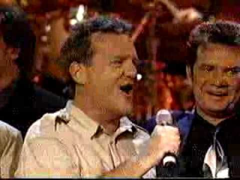 """""""Because He Lives"""" By The Gaither Vocal Band/Mark Lowry - YouTube"""