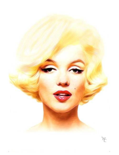 56 best Art | Marilyn Monroe images on Pinterest | Canvas prints ...