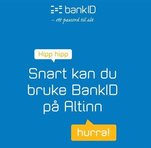 BankID inn i offentlig sektor :)
