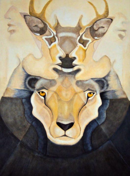 Visionary art by Kali lunar Diamond... Original acrylic on canvas ..  https://www.etsy.com/au/people/kalilunardiamond