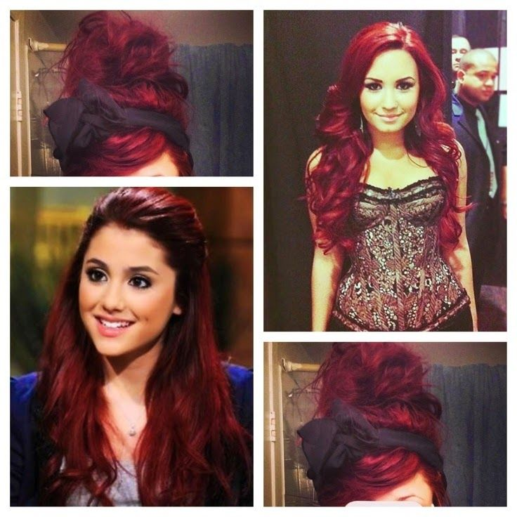 Best Red Hair Dye: Bright Red | Hair |Haircuts |Color...someday I'll get the guts to do it lol