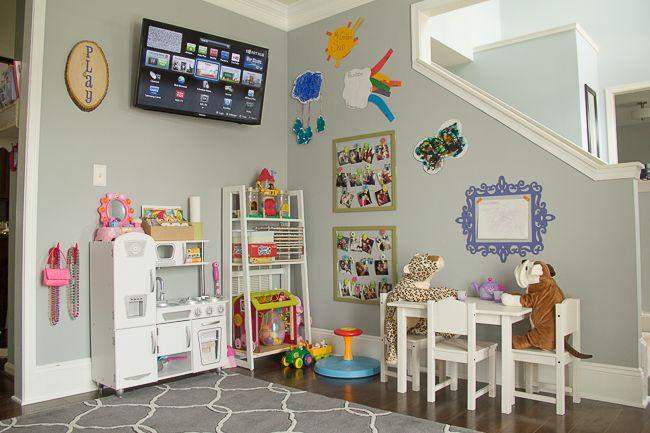 17 best ideas about children playroom on