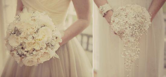 Downton Abbey Wedding Flowers
