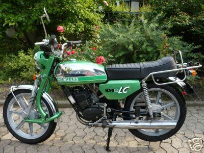 1976 Hercules K 50 RLC