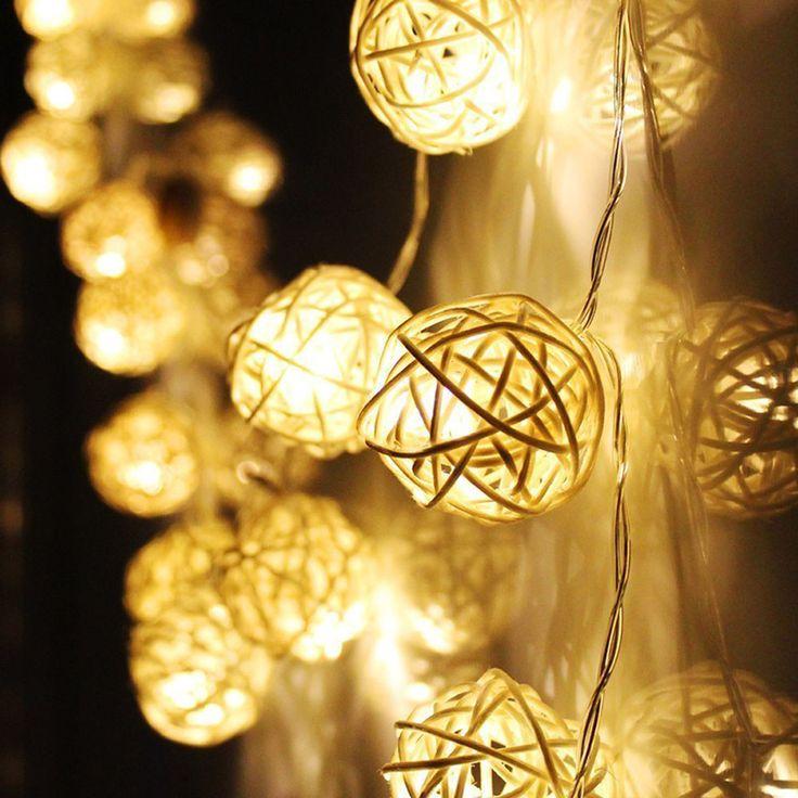 Encontrar Más Ornamentos de la bola Información acerca de Año nuevo Navidad decoración decoraciones natal navidad LED luces de Cadena de Bolas de Ratán Luces de Hadas de la batería al aire libre De Navidad, alta calidad natal christmas, China decoraciones de navidad Proveedores, barato año nuevo de Shenzhen Super Deal Co,.Ltd en Aliexpress.com