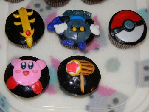 10 Best Images About Super Smash Bros Cakes On Pinterest