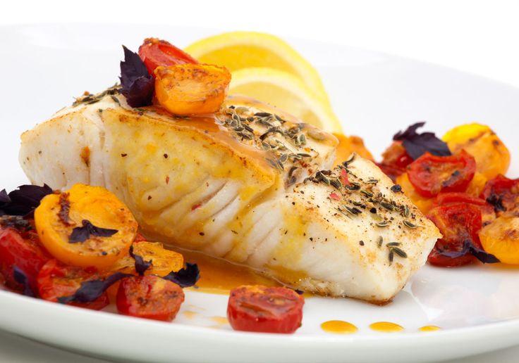 Maple Miso Glazed Sea Bass (Come dine with me Canada)