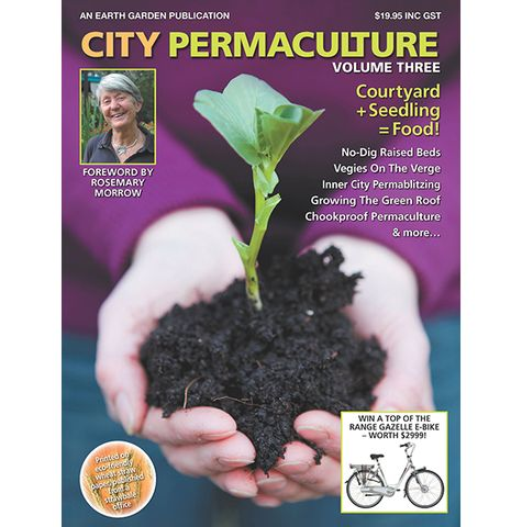 City Permaculture 3 – Earth Garden