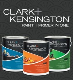 FREE Quart of Clark + Kensington Paint at Ace Hardware on 8/10!