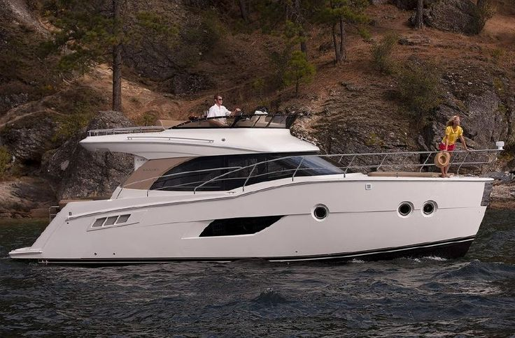 2017 Carver C40 Power Boat For Sale - www.yachtworld.com