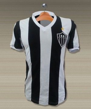 Camisa Retrô Galo MG - 1980