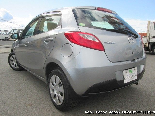 Mazda/DEMIO/2010/RK2018060111M-8 / Japanese Used Cars | Real