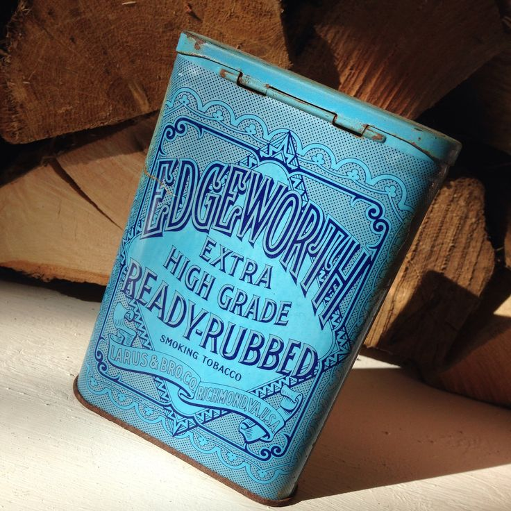 Tobacco Tin $3, Gifts from Every Now and Then, Franconia, NH