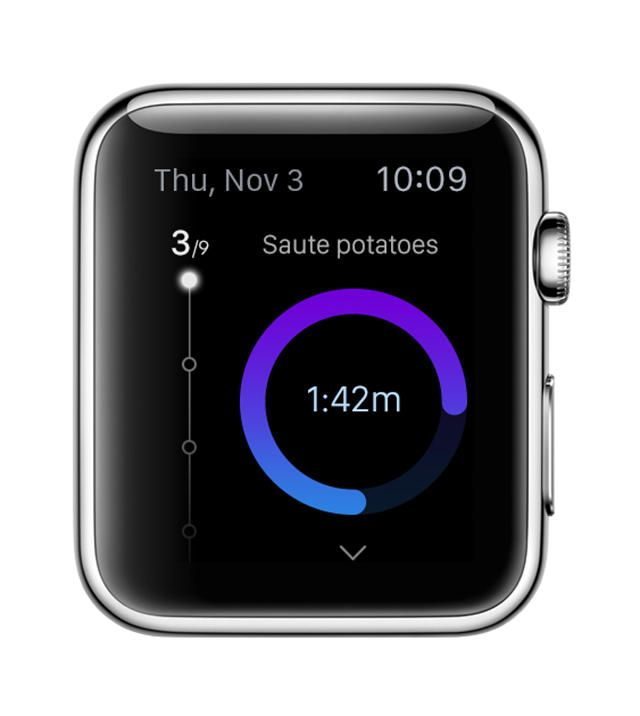 How Your Favorite Apps Will Look On The Apple Watch | Co.Design | business + design