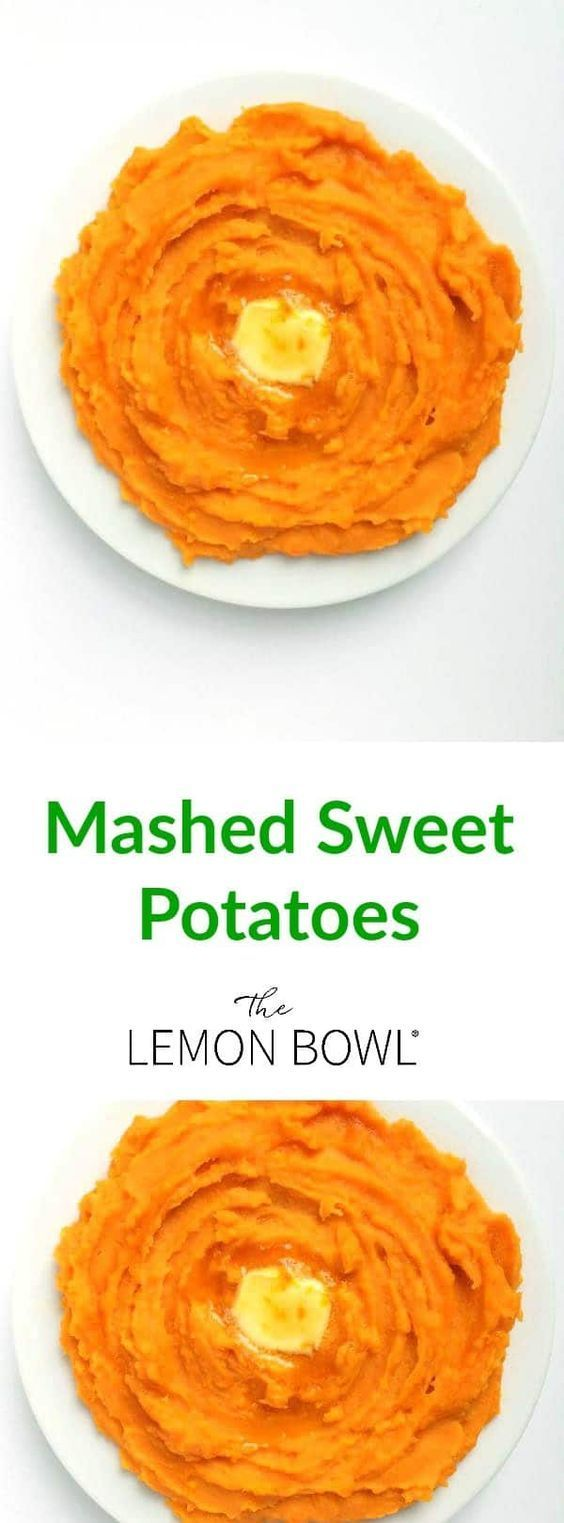 Sweet potatoes are whipped with pure maple syrup, creamy whole milk yogurt and a hint of orange zest to become a show-stopping side dish.