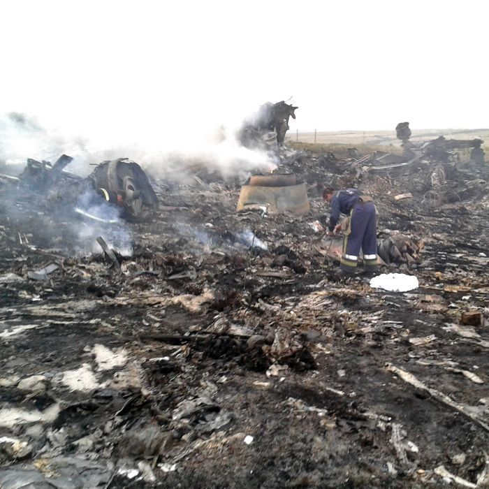 As it happened: Malaysia Airlines jet shot down