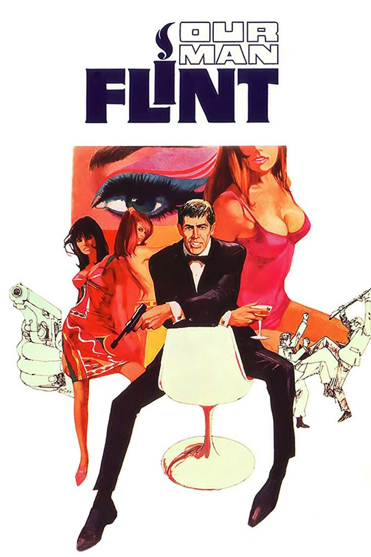 Our Man Flint (1966)... Loved