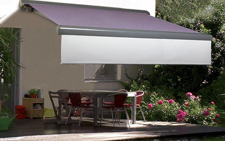 Toldos de brazos extensibles toldo para terraza alicante - Toldos para patios exteriores ...