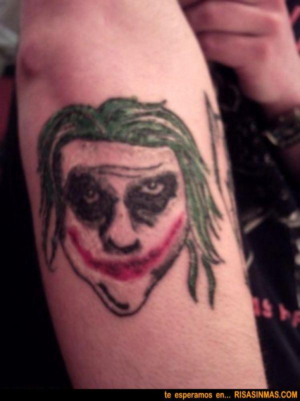 Los tatuajes más feos del mundo | Risa Sin Más Reason #8923409582 why I'm never getting a tattoo.