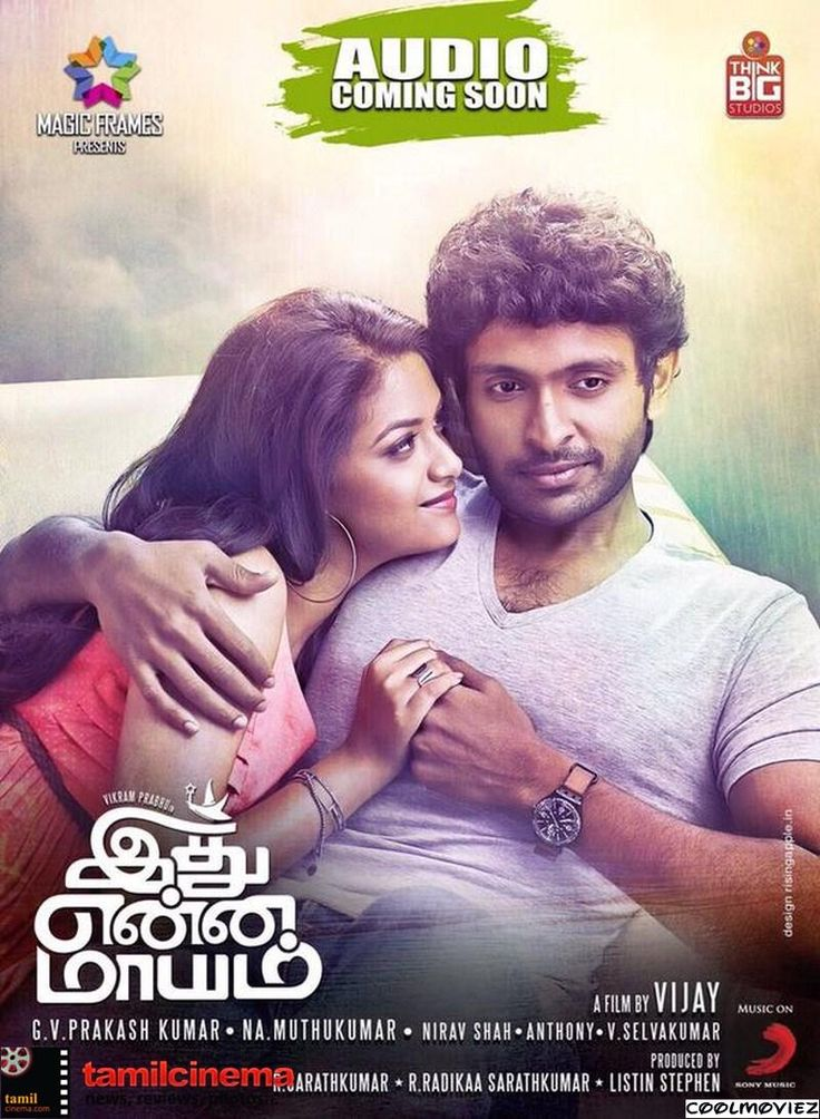 Idhu Enna Maayam (2015) Full Movie Download