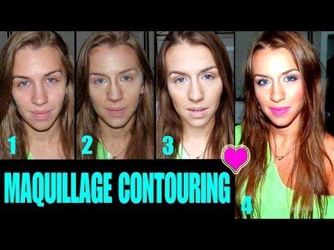 Contouring : Comment sculpter son visage ?! - YouTube