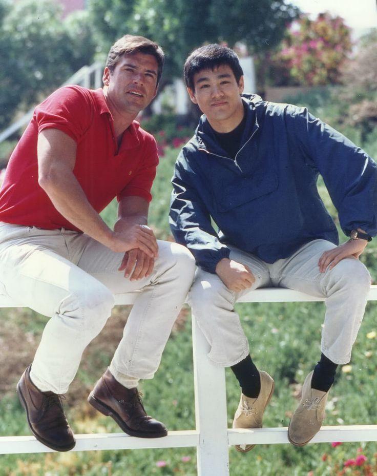 Van Williams & Bruce Lee