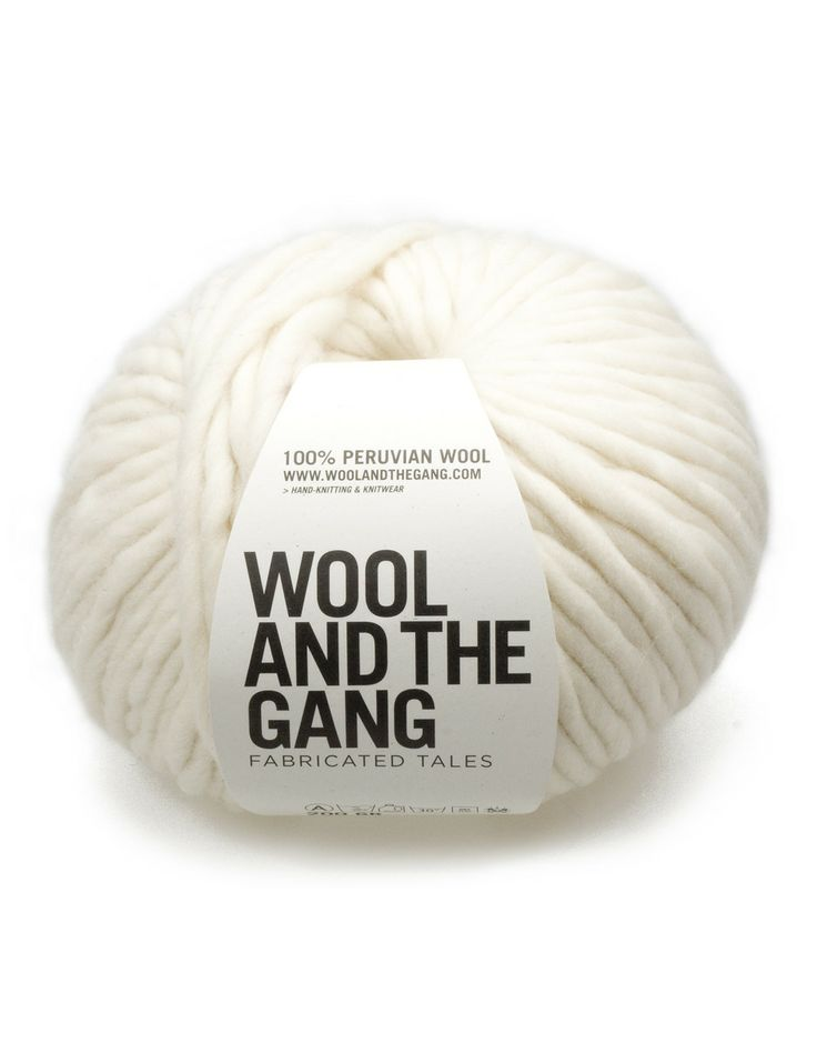 Crazy sexy wool wool and the gang knitting ideas - Gang and the wool ...