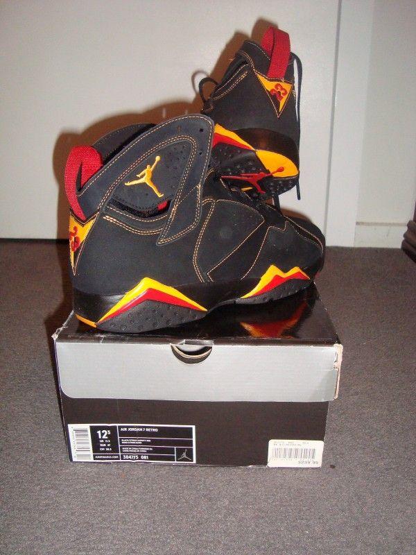 NIKE AIR JORDAN 7′s RARE DEAD STOCK CIRCA 2000-2006 - #Sneakers