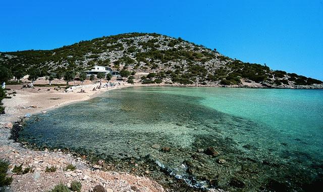Gavdos, island south of Crete, Greece
