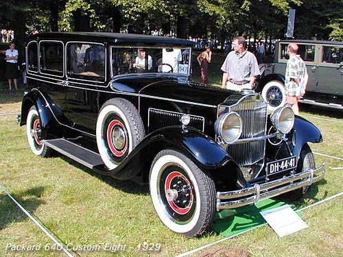 1929 Packard Touring Car For Sale: 1000+ Images About Packard On Pinterest