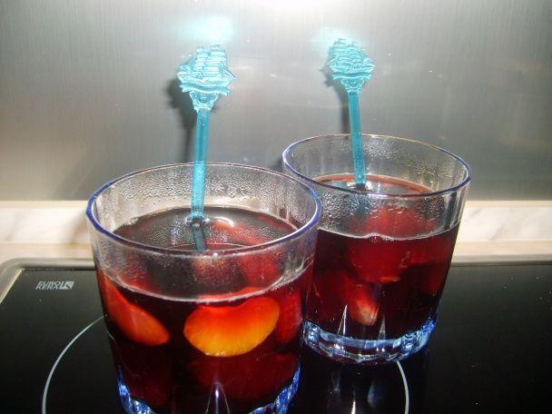 Varené vínko s mandarínkami - obrázok 2