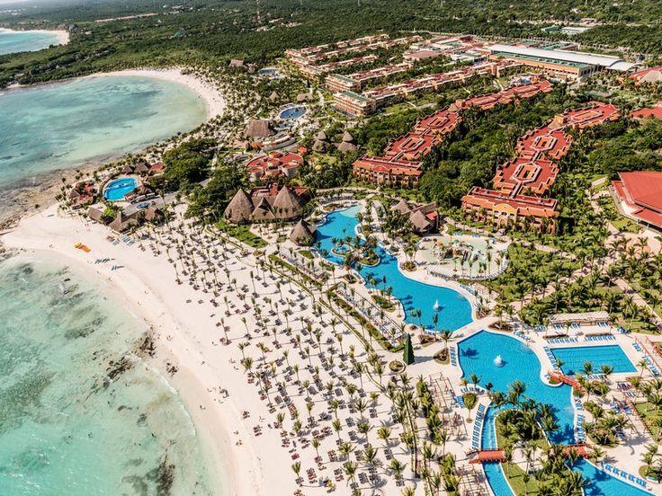 vistas del hotel barcel maya colonial