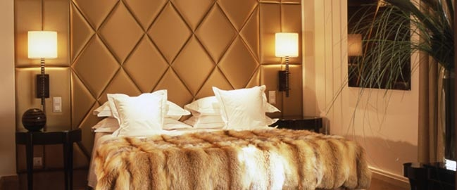 Golden Palace Hotel, 5 stars rated, Turin, Italy.  Classic and Deluxe rooms.