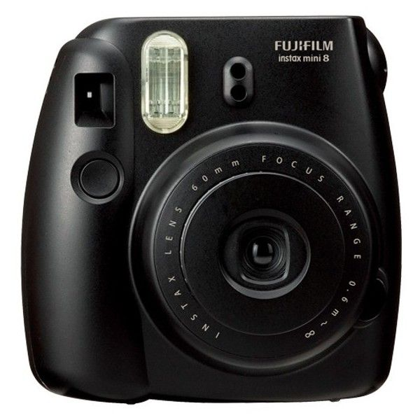 FUJIFILM ($14) ❤ liked on Polyvore featuring fillers, camera, accessories, electronics, black, backgrounds, text, embellishment, detail and magazine