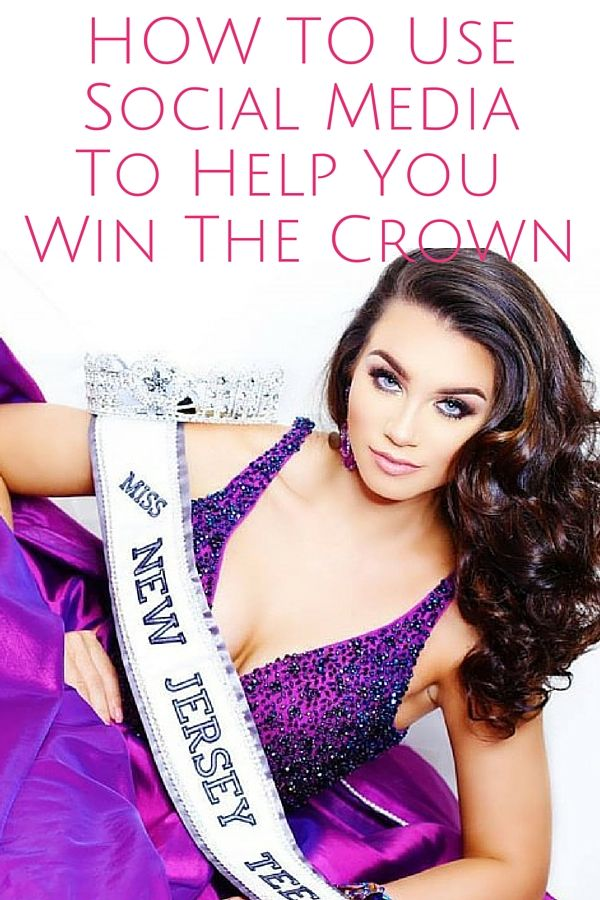How to Use Social Media to Help You Win Your Next Pageant. Everyday training may make it difficult to stay up to date with your social media, but what your social media could actually INCREASE your chances of winning? Using your time wisely on social media can prepare you for other areas of competition that the gym won't be able to!