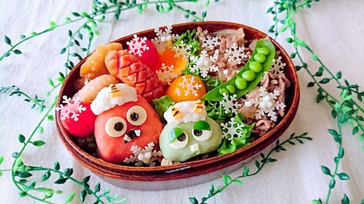 おかちゃんさんのガチャピン ムック付き牛丼弁当 #snapdish #foodstagram #instafood #food #homemade #cooking #japanesefood #japanesebento #bento #wappa #lunch #料理 #手料理 #ごはん #テーブルコーディネート #器 #お洒落 #ていねいな暮らし #暮らし #ランチ #お弁当 #おべんとう #手作り弁当 #わっぱ弁当 #わっぱ #デコ弁 #節分 #鬼 https://snapdish.co/d/8uXSqa
