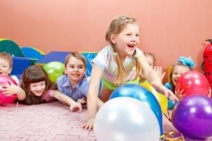 Birthday Balloon Activities for Kid Birthdays