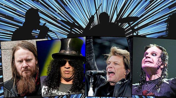 Kaikki meistä haaveilevat rocktähteydestä. Se joka sanoo ettei haaveile, valehtelee! Tee testi ja selvitä kuka rocktähti olet: http://www.iltasanomat.fi/musiikki/art-1288872025208.html