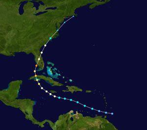 Hurricane Charley, Storm Path, Captiva, Florida, August 13, 2004, 10 Year Anniversary.