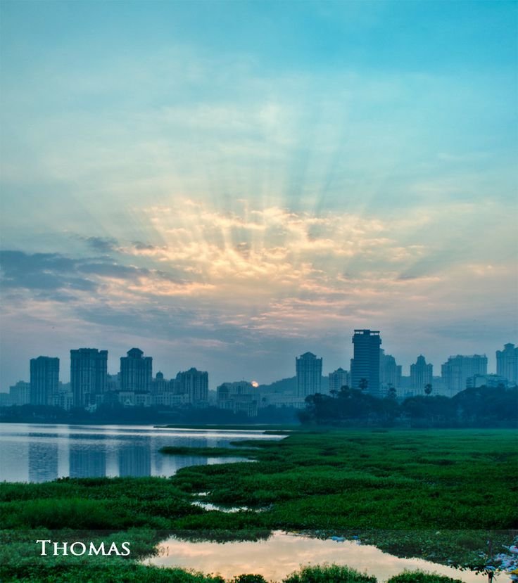 Sunrise for New Year by Thomas Philip on 500px