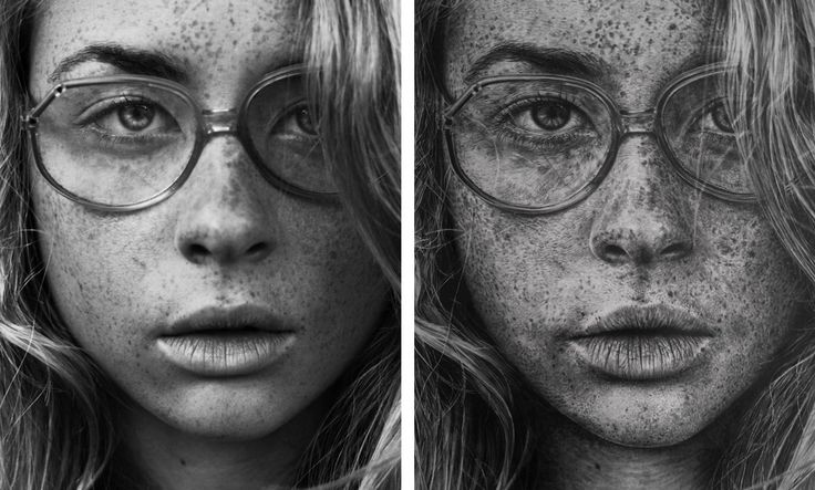 Stunning Photo Realistic Graphite Drawings by Monica Lee