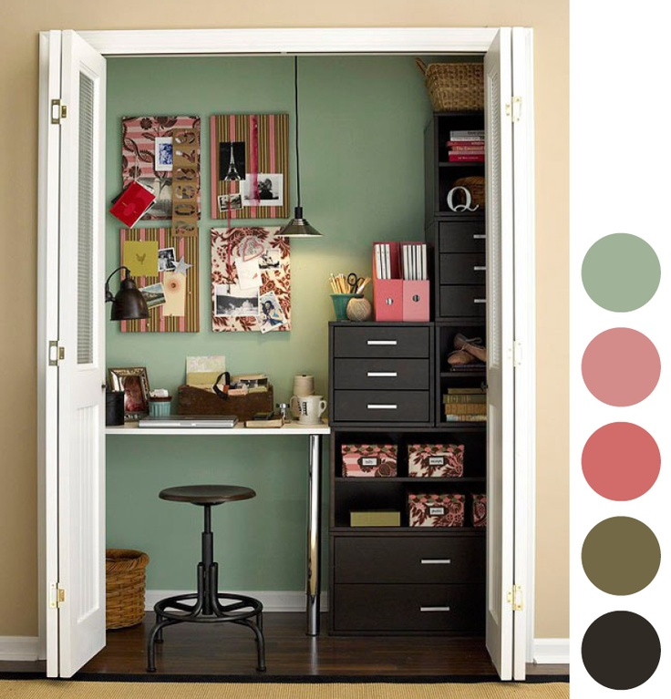 13 best images about closet office on pinterest closet