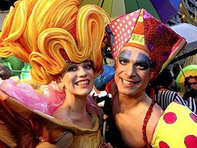 Sydney Mardi Gras Parade 2012 #Tomboichic #Tomboy #Tomboi