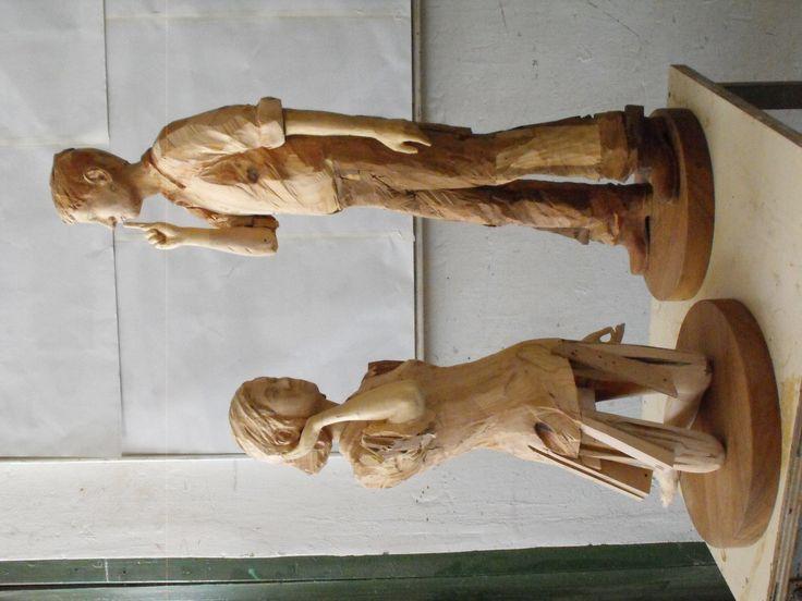 Kobus La Grange -Dorpstraat Galery